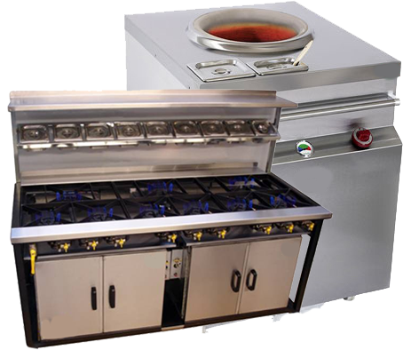 Tandoor Ovens at Commercial Cooker